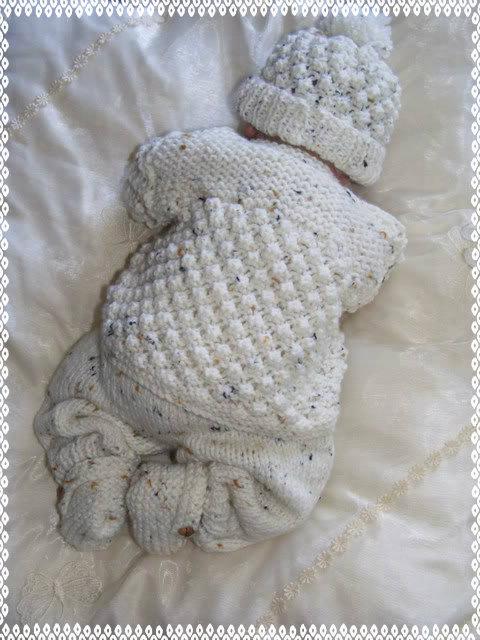Baby In Aran